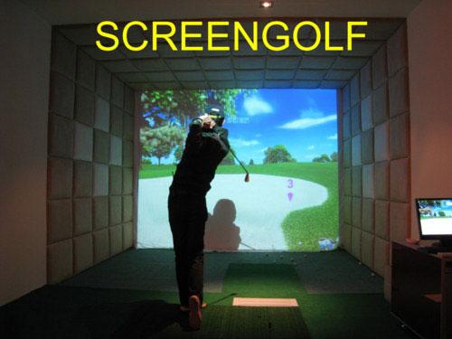 screenGolf模拟高尔夫4:3屏幕