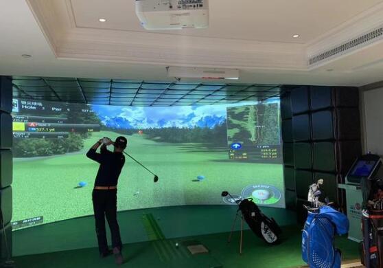 校园高尔夫 高尔夫进校园趋势 鸣时达(wingStar)与大连长兴岛广福小学的合作