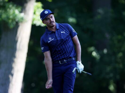 福勒重启高尔夫 作为火箭信贷精英赛的赛事大使 开局良好令其满意