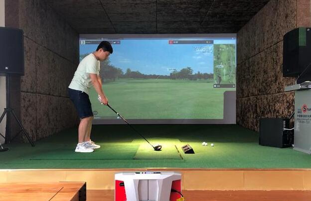 模拟高尔夫产业做大做强 必须打通校园高尔夫和社区高尔夫环节 已形成业内共识