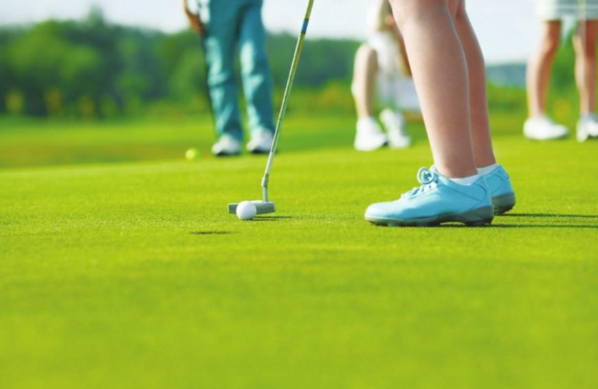 高尔夫进校园 专注青少年高尔夫教育及来校园小型高尔夫设计建造